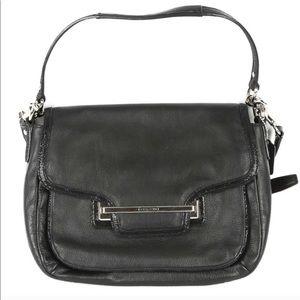 Coach Taylor leather flap shoulder bag